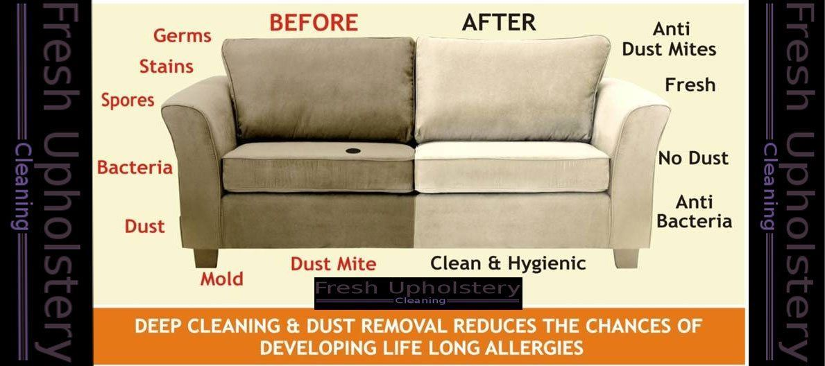 Sofa Cleaning Maroon