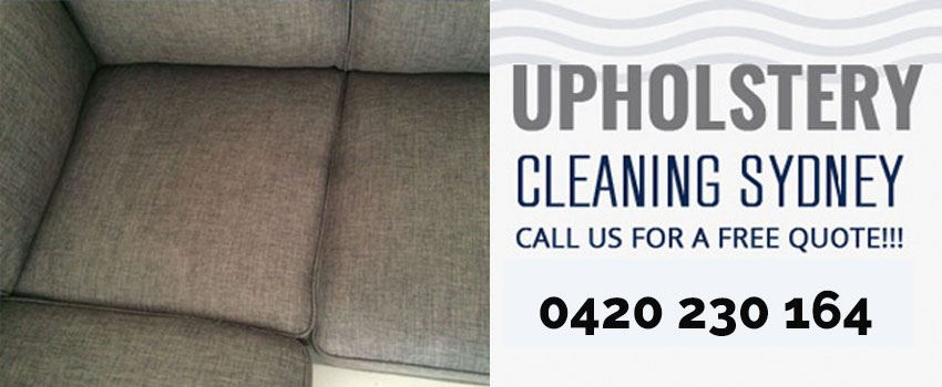 Sofa Cleaning Camperdown