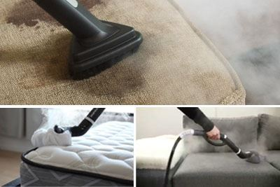 All types Upholstery Steam Cleaning