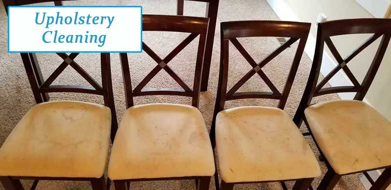 UPHOLSTERY CLEANING Lower Light