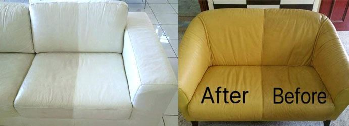 Leather Sofa Cleaning Services Burns Beach