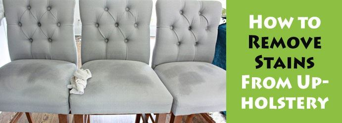 Remove Stains From Upholstery Melbourne