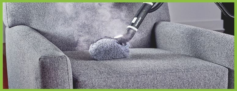 How to steam clean a sofa