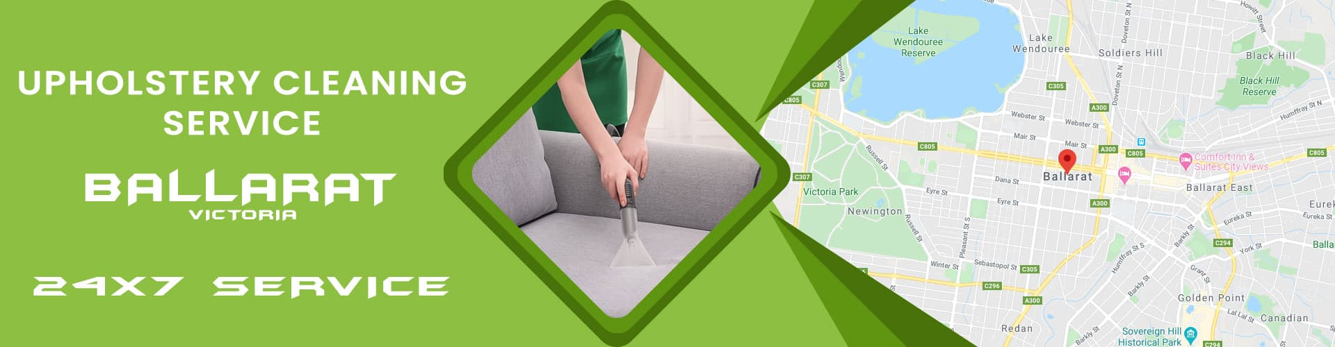 Upholstery Cleaning Ballarat