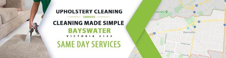 Upholstery Cleaning Bayswater