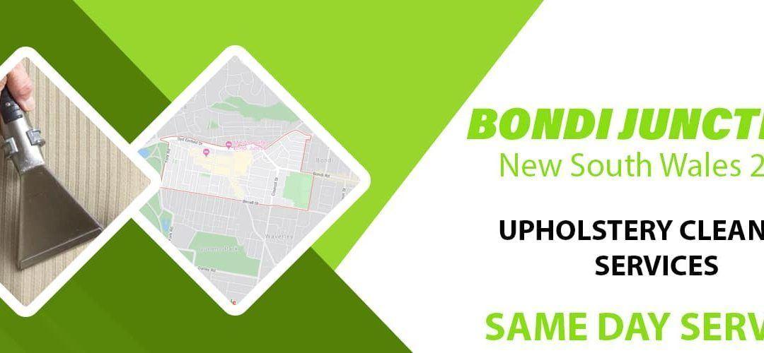Upholstery Cleaning Bondi Junction