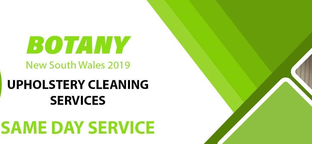 Upholstery Cleaning Botany