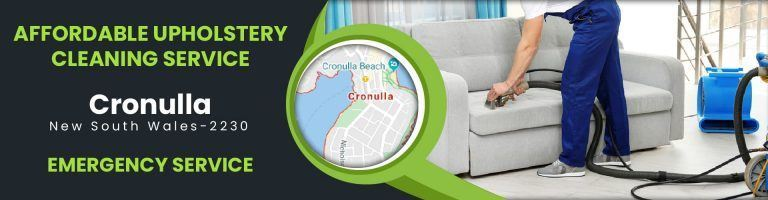 Upholstery Cleaning Cronulla