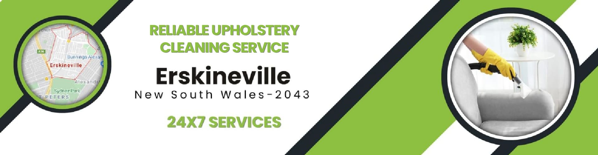 Upholstery Cleaning Erskineville