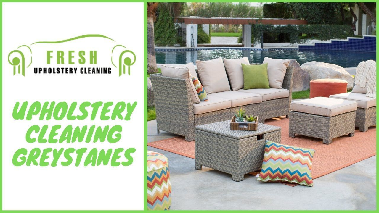 Upholstery Cleaning Greystanes