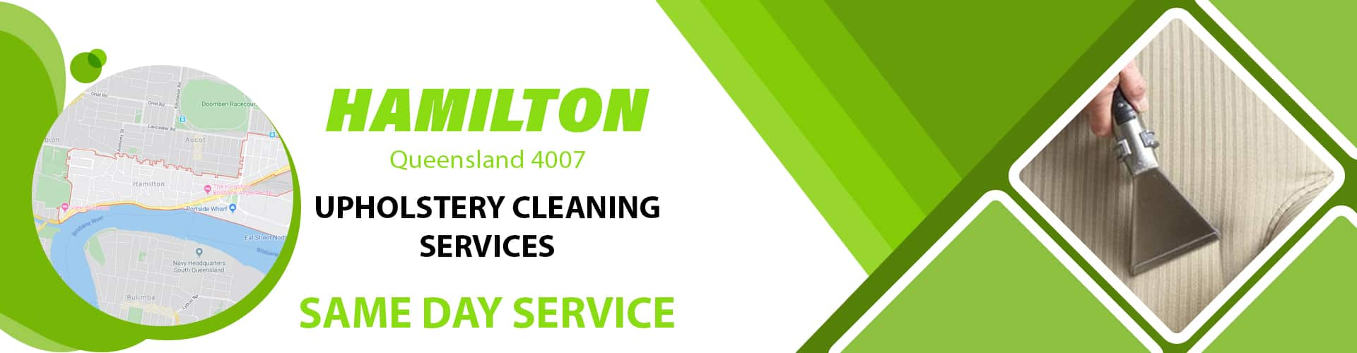 Upholstery Cleaning Hamilton
