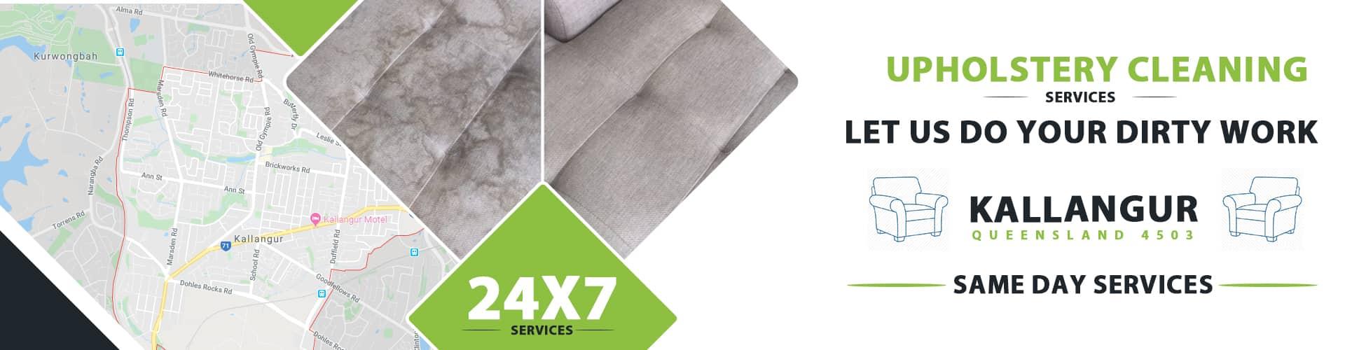 Upholstery Cleaning Kallangur