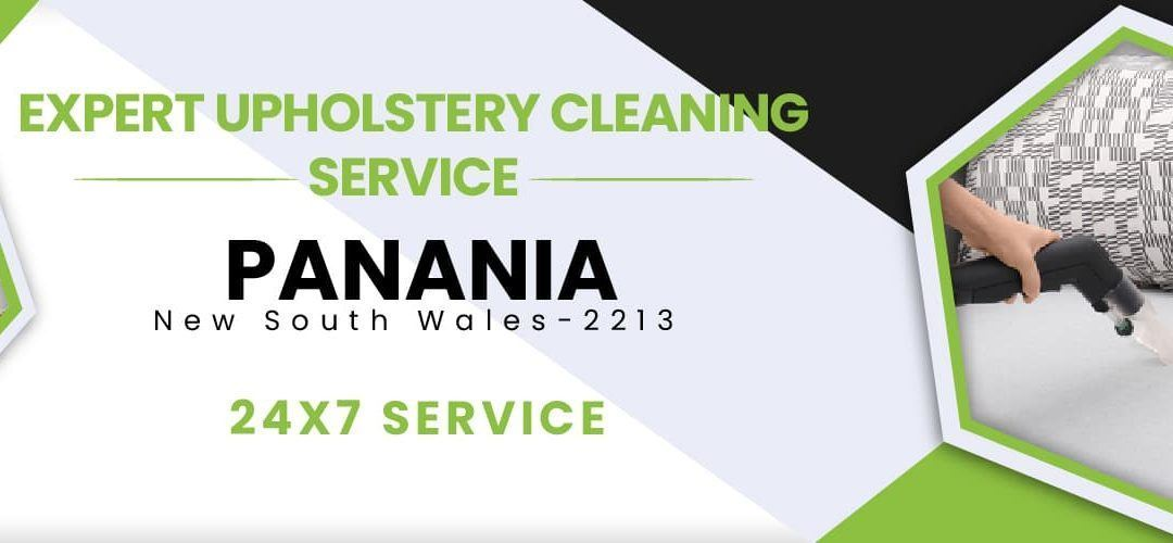 Upholstery Cleaning Panania