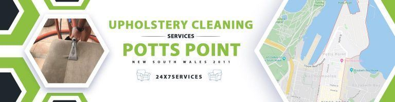 Upholstery Cleaning Potts Point