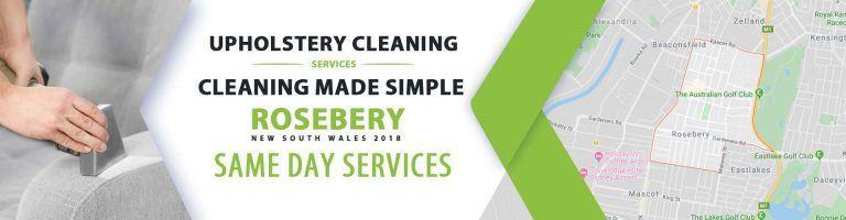 Upholstery Cleaning Rosebery