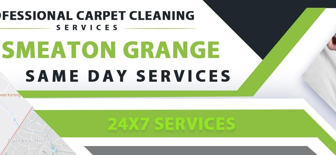 Upholstery Cleaning Smeaton Grange