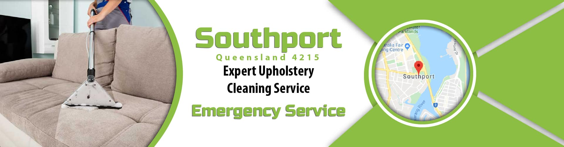 Upholstery Cleaning Southport