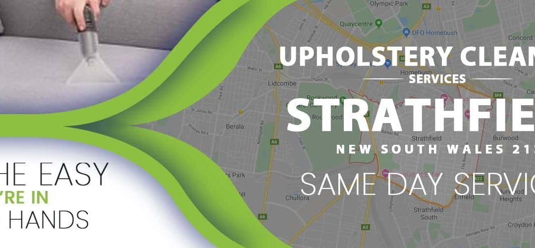 Upholstery Cleaning Strathfield