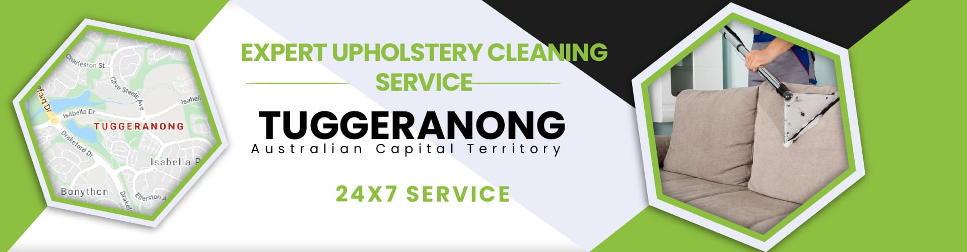 Upholstery Cleaning Tuggeranong