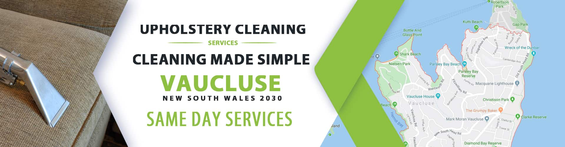 Upholstery Cleaning Vaucluse