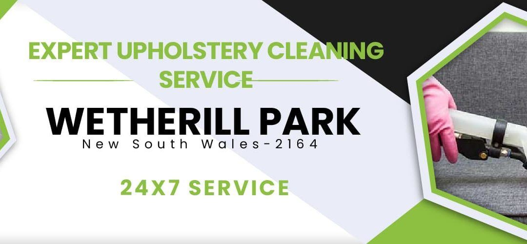 Upholstery Cleaning Wetherill Park