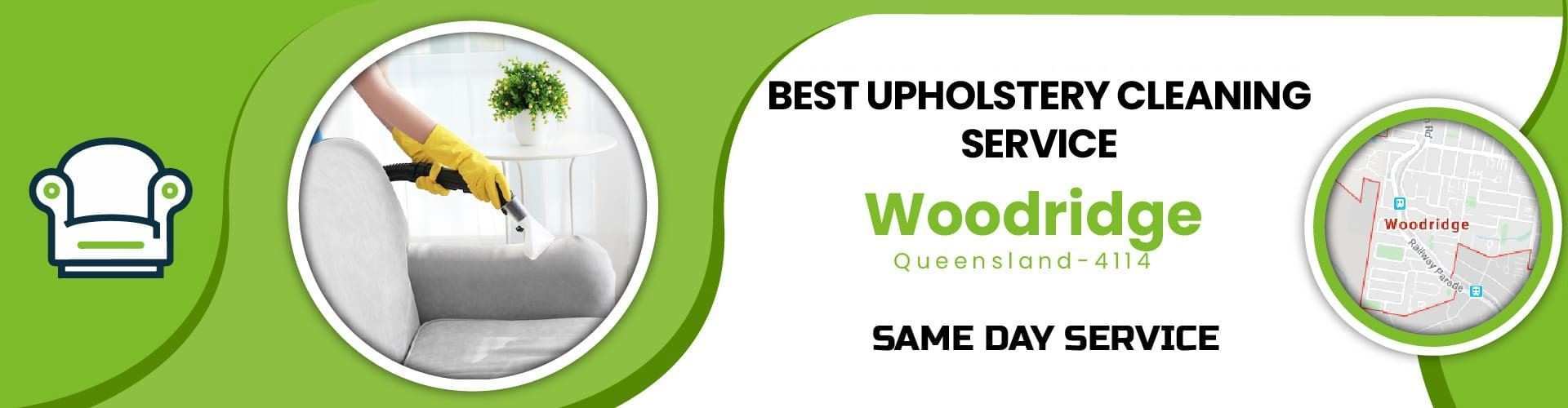 Upholstery Cleaning Woodridge