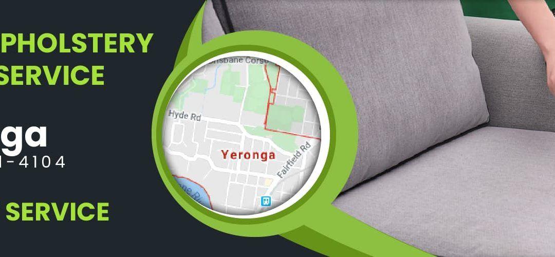 Upholstery Cleaning Yeronga