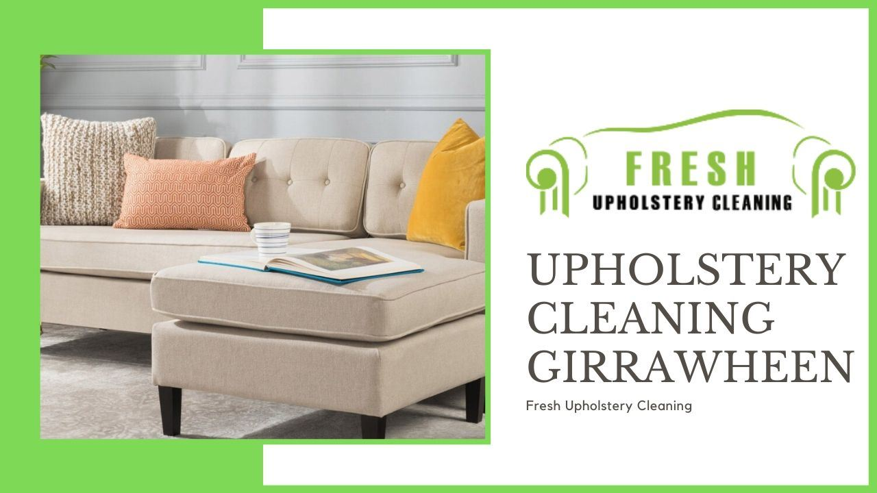 Upholstery Cleaning Girrawheen