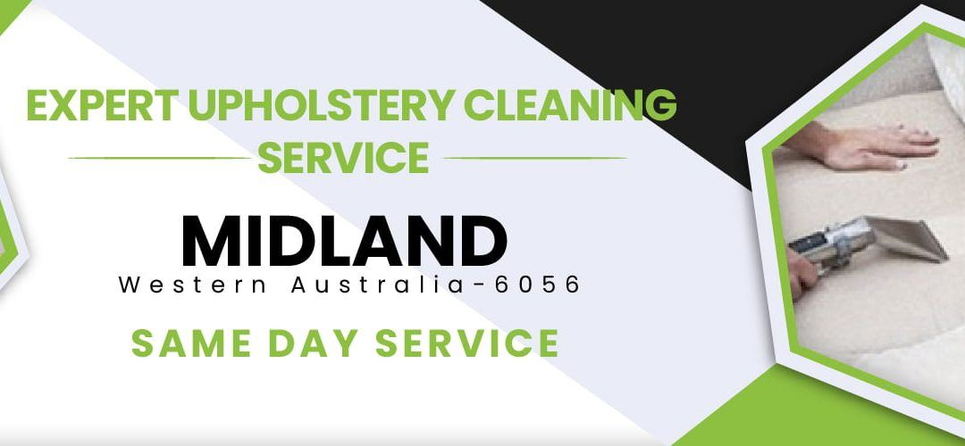 Upholstery Cleaning Midland