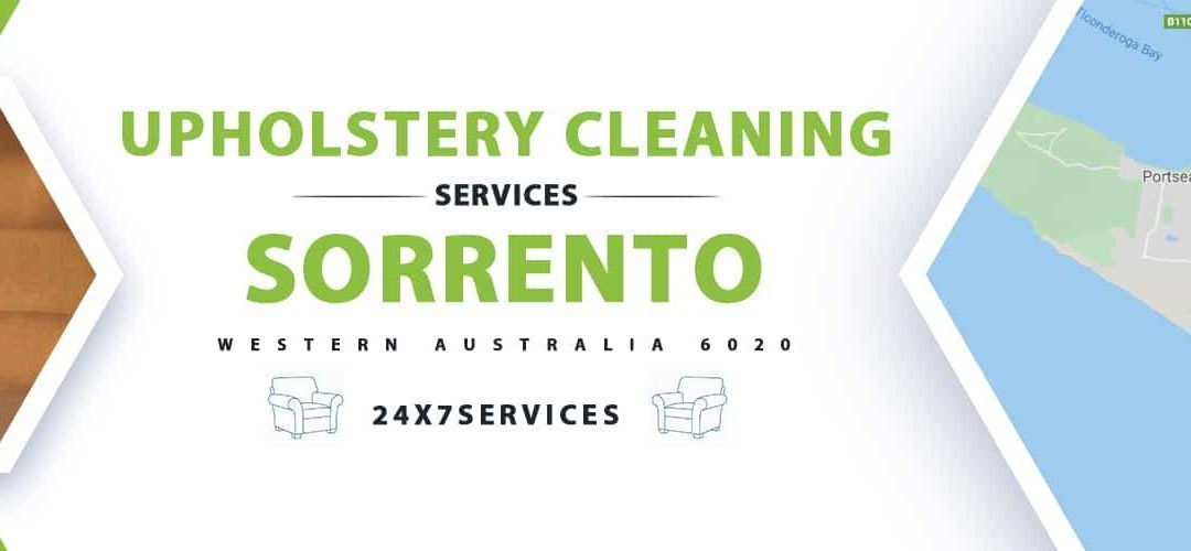 Upholstery Cleaning Sorrento Wa