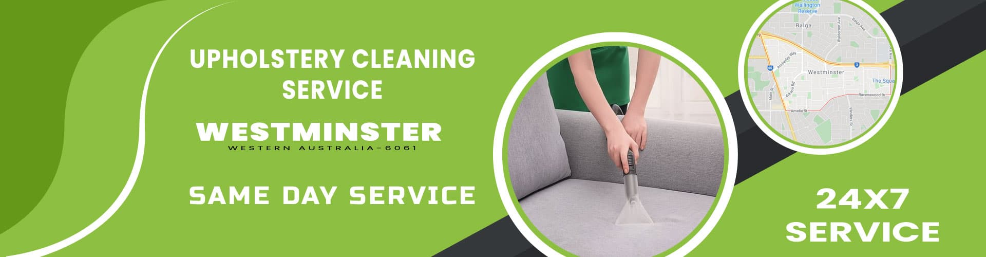 Upholstery Cleaning Westminster