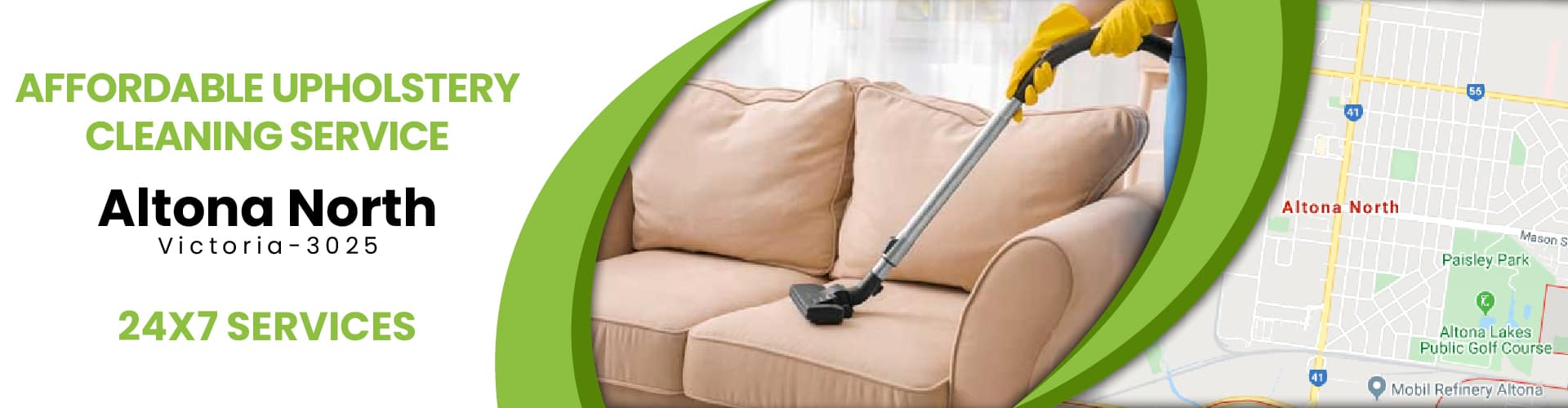 Upholstery Cleaning Altona North