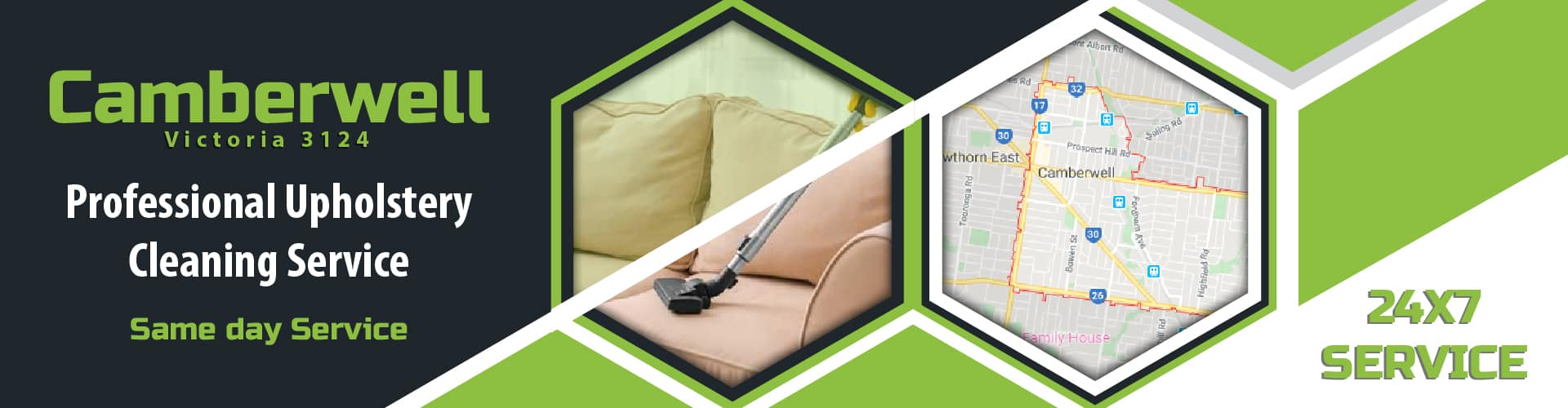 Upholstery Cleaning Camberwell