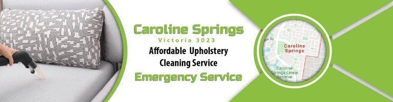 Upholstery Cleaning Caroline Springs