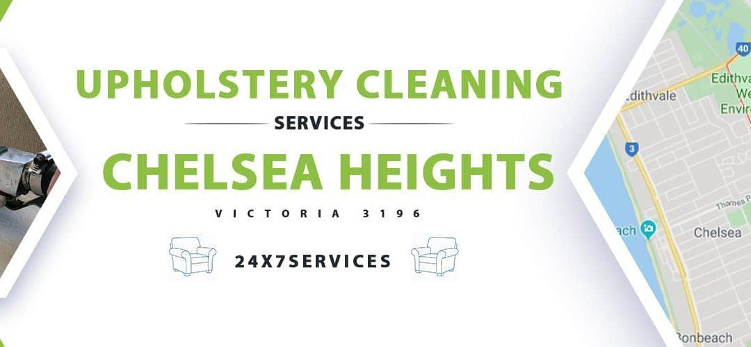 Upholstery Cleaning Chelsea Heights