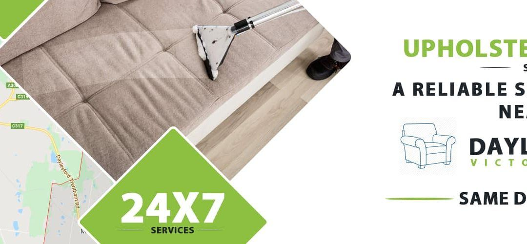 Upholstery Cleaning Daylesford