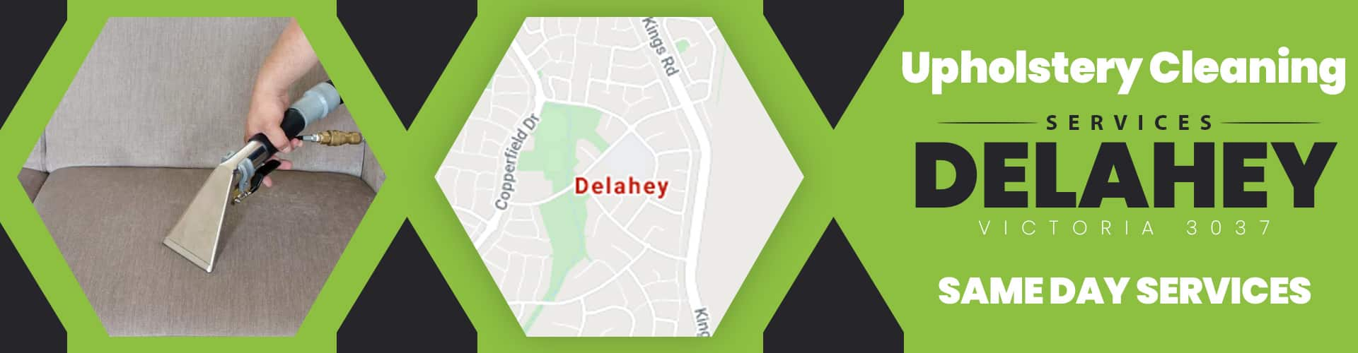 Upholstery Cleaning Delahey