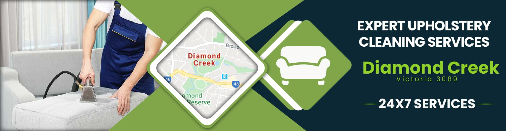 Upholstery Cleaning Diamond Creek