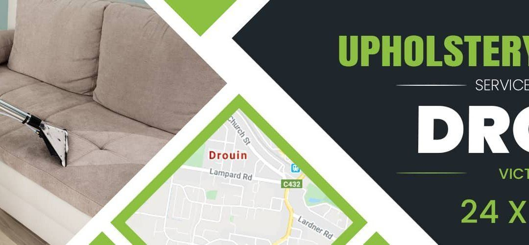 Upholstery Cleaning Drouin