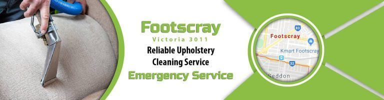 Upholstery Cleaning Footscray