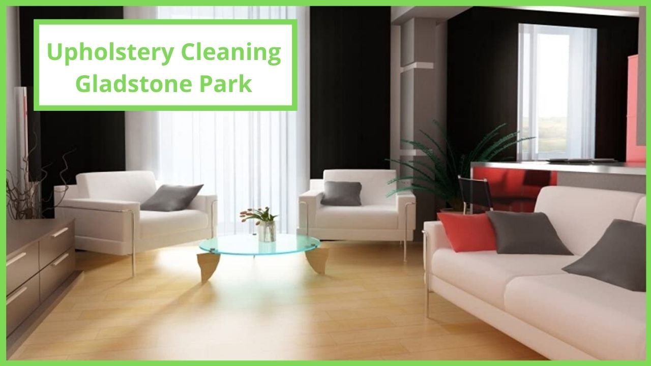 Upholstery Cleaning Gladstone Park