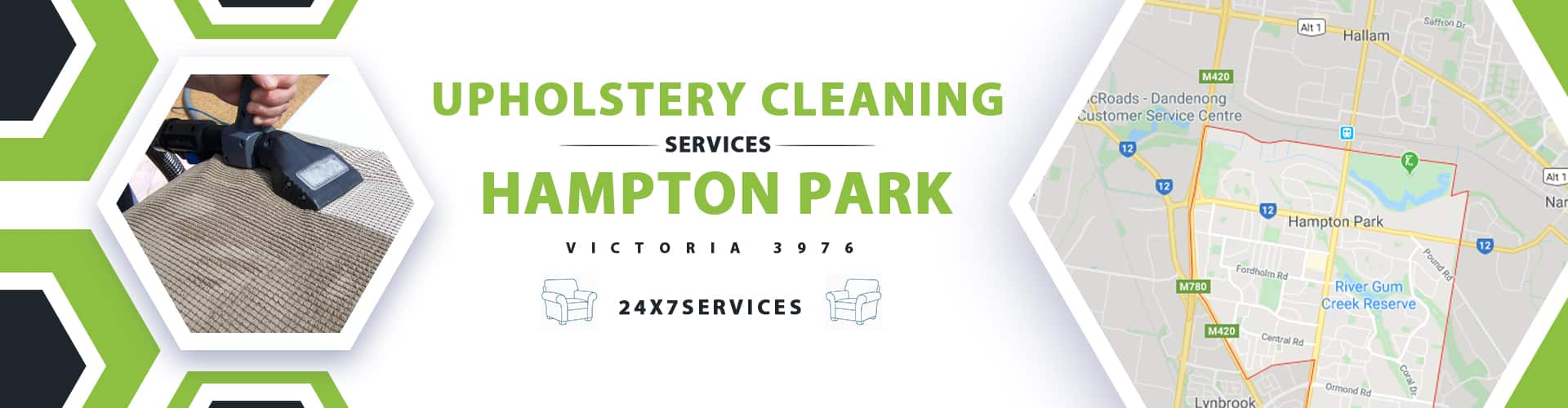 Upholstery Cleaning Hampton Park