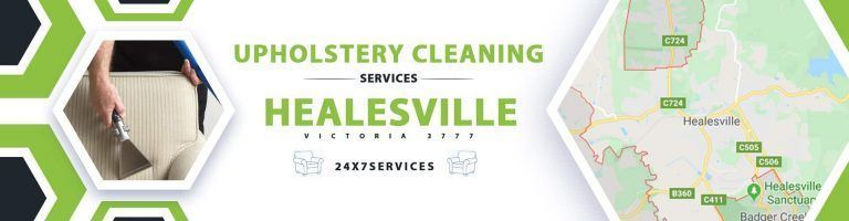 Upholstery Cleaning Healesville
