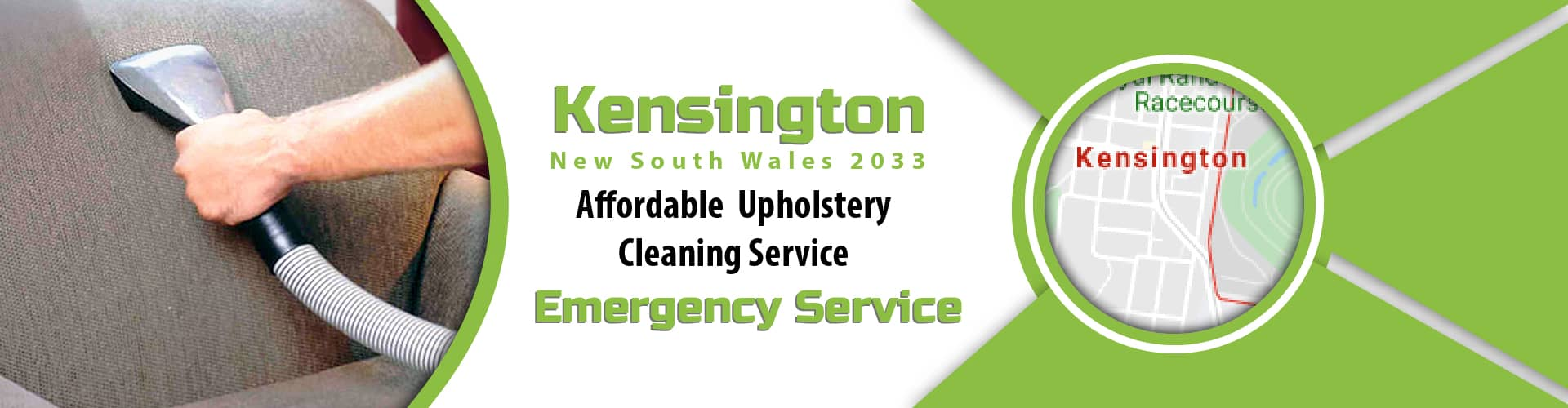 Upholstery Cleaning Kensington