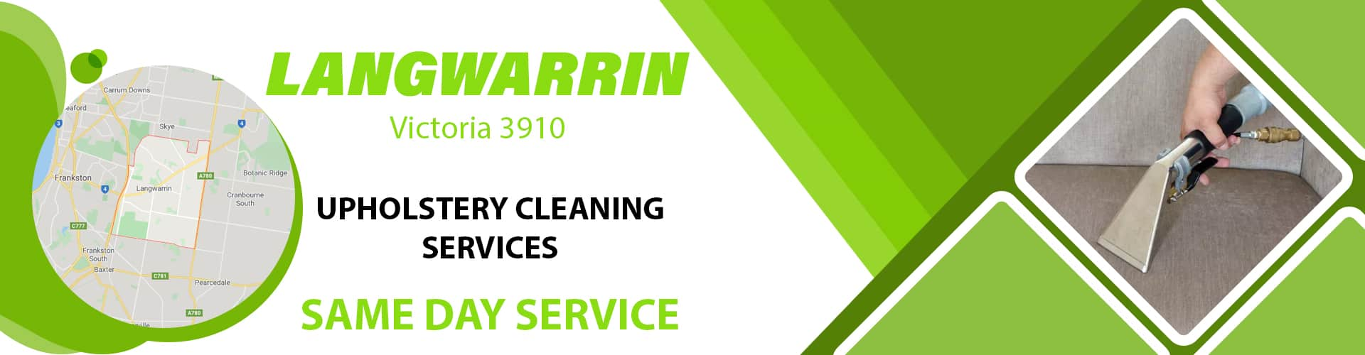 Upholstery Cleaning Langwarrin