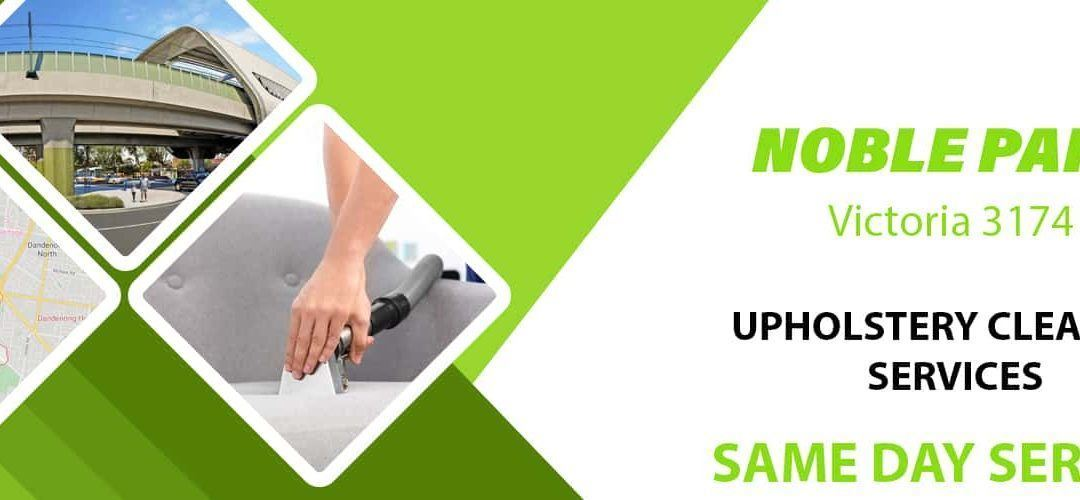 Upholstery Cleaning Noble Park