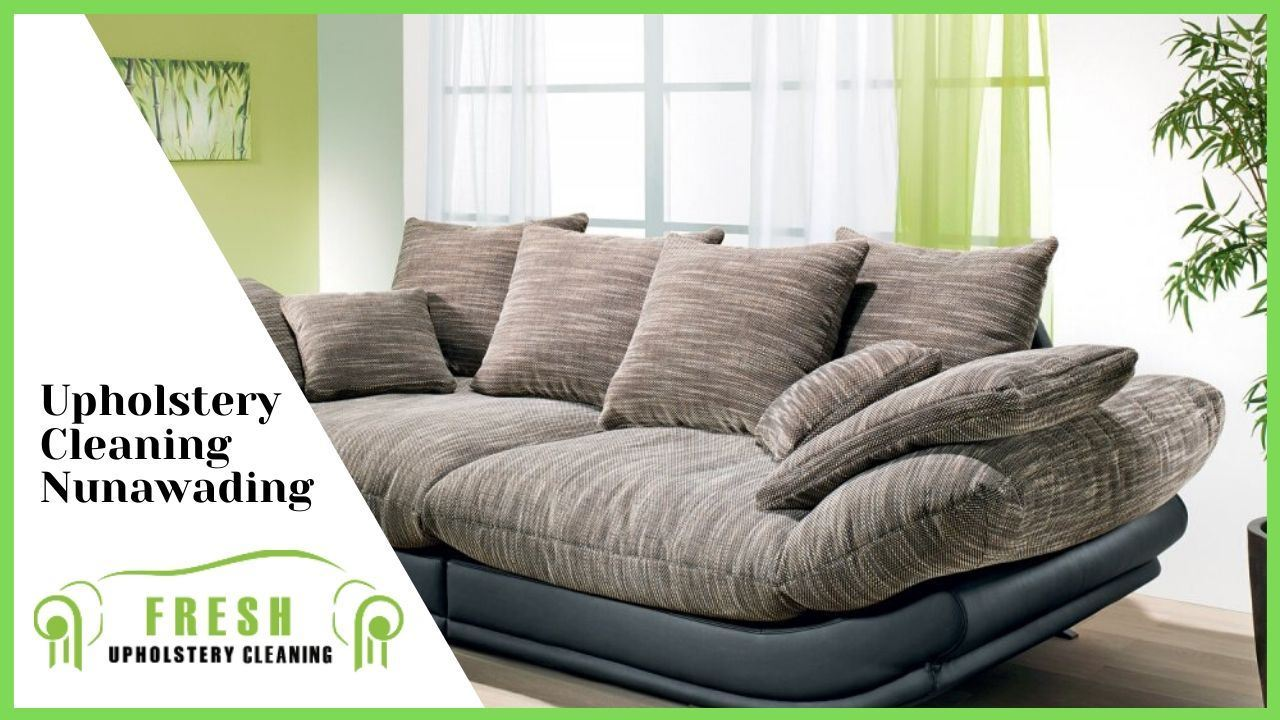 Upholstery Cleaning Nunawading