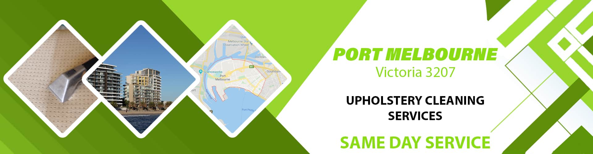 Upholstery Cleaning Port-Melbourne