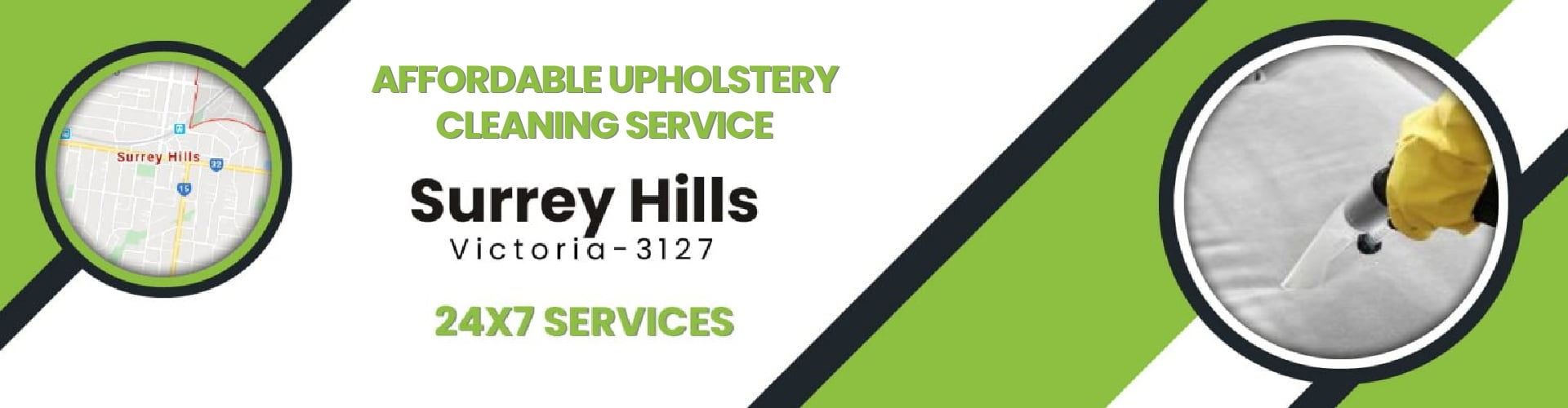 Upholstery Cleaning Surrey Hills
