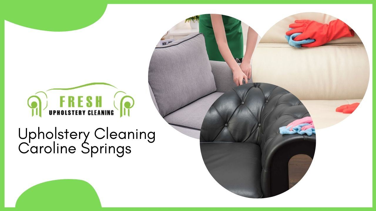 Local Upholstery Cleaners Caroline Springs